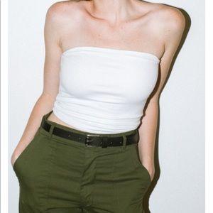 Brandy Melville Jenny Tube Top